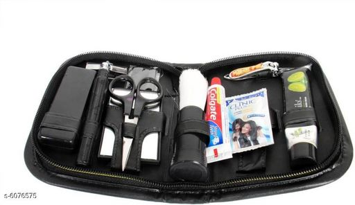 SHAVING AND GROOMNG KIT WITH ALL ACCESSORIES
