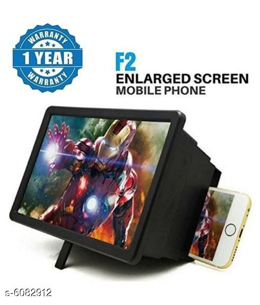 Moden Enlarged Screen for Smart Phones