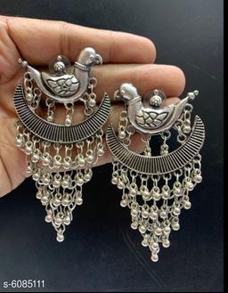 Antique Alloy Women Earrings