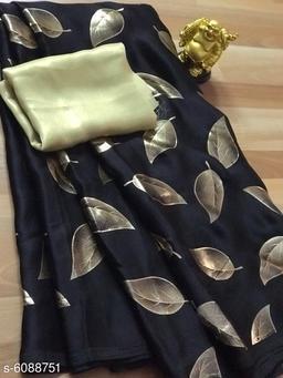 Attractive Pure Rangoli Silk Saree