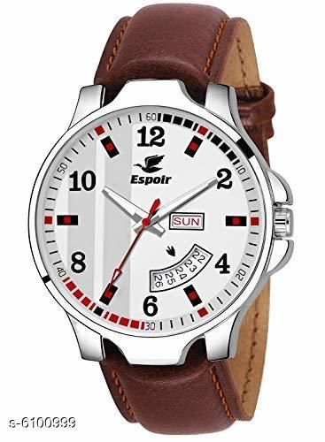 Attractive Analogue Men' Watches