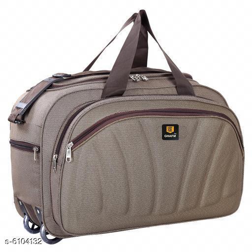 Elegant Static Duffle Bags