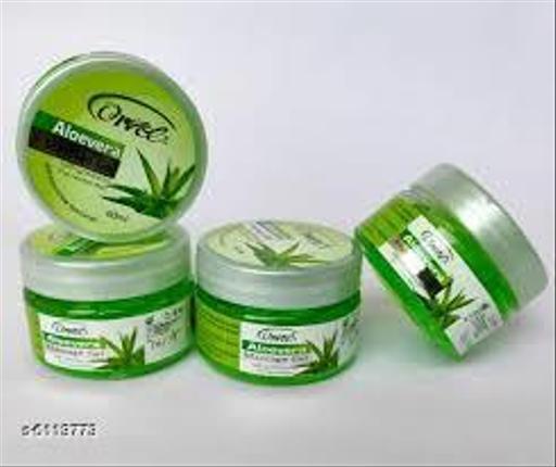 Orvel Skin Aloevera Gel 240 ML Pack Of 4