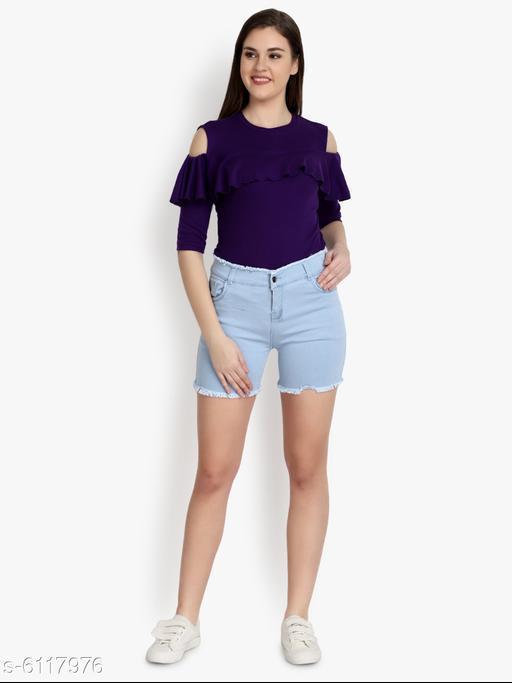 Stylish Women's Summer Shorts