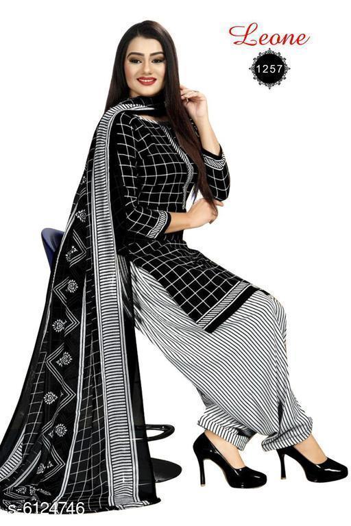 Trendy Women' Suit & Dress Material