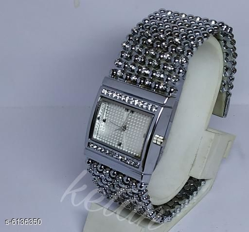 Stylish Stainless Steel Womens's Watch