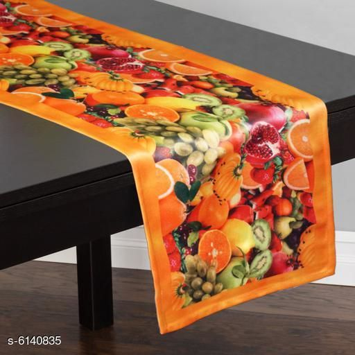 Trendy Table Runners & Table Placemat