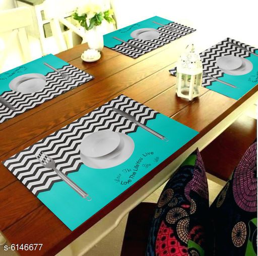 Stylish Table Placemats