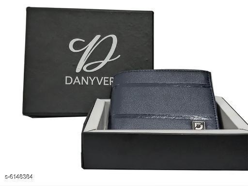 Trendy Leather Men's Wallet