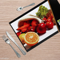 Trendy Stylish Table Placemats