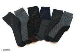 Fashionable Trendy Mens  Socks Combo