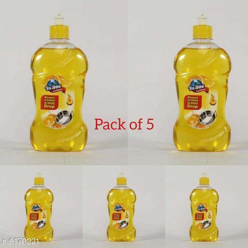 Dishwash Bar Ultra Dishwash Gel - Pack of 5 Concentrated gel, 500 ML of 5 Pack  *Sizes Available* Free Size *    Catalog Name: Dishwash Gel  CatalogID_941516 C89-SC1745 Code: 616-6170221-