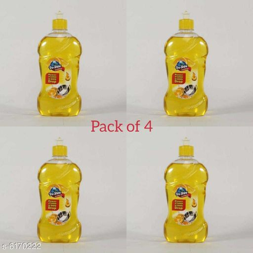 Dishwash Bar Ultra Dishwash Gel - Pack of  Concentrated gel, 500 MlL of 4 Pack  *Sizes Available* Free Size *    Catalog Name: Dishwash Gel  CatalogID_941516 C89-SC1745 Code: 465-6170222-
