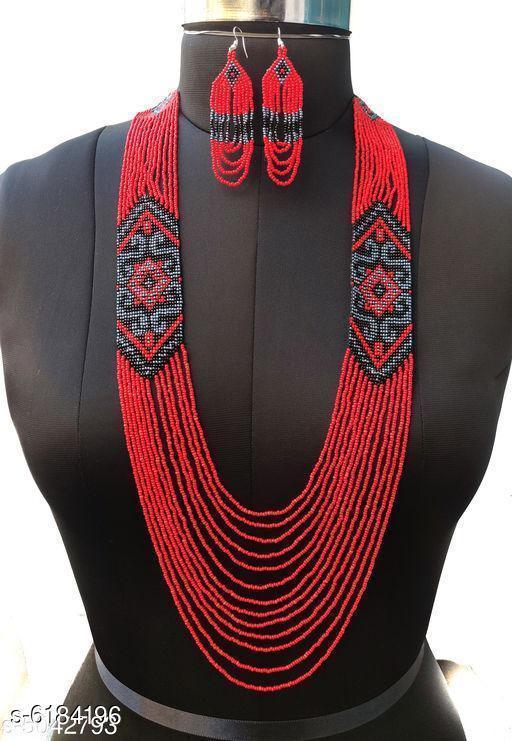Oxidised Womens Jewellery Set