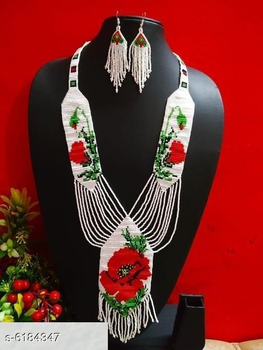 Diva Stylish Metal Women's Jewellery Set