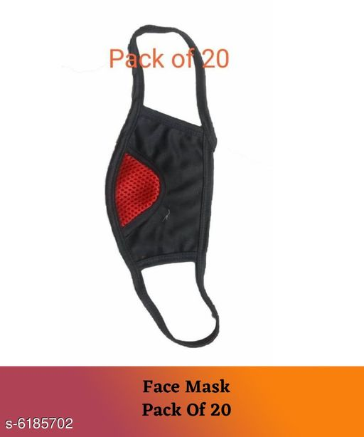 Others  *Advanced Face  Mask, Multipack* 20  *Product Name* Advanced Face Pollution Mask  *Multipack* 20  *Sizes Available* Free Size *    Catalog Name: Advanced Face  Mask CatalogID_944108 C126-SC1576 Code: 697-6185702-