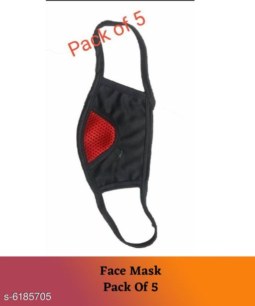 Others  *Advanced Face  Mask,Multipack* 5  *Product Name* Advanced Face Pollution Mask  *Multipack* 5  *Sizes Available* Free Size *    Catalog Name: Advanced Face  Mask CatalogID_944108 C126-SC1576 Code: 123-6185705-