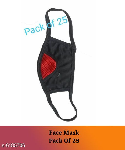 Others  *Advanced Face  Mask,Multipack* 25  *Product Name* Advanced Face Pollution Mask  *Multipack* 25  *Sizes Available* Free Size *    Catalog Name: Advanced Face  Mask CatalogID_944108 C126-SC1576 Code: 829-6185706-
