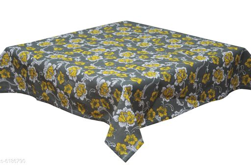 Table Cover Oasis Home Collection 2 Seater Cotton Printed Table Cloth  *Material* Cotton  *Pack* Pack of 1  *Pattern* Printed  *Length* 40 Inch  *Breadth* 40 Inch  *Sizes Available* Free Size *    Catalog Name: Oasis Home Collection 2 Seater Cotton Printed Table Cloth CatalogID_944472 C129-SC1637 Code: 662-6186790-