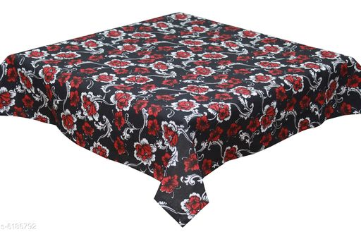 Table Cover Oasis Home Collection 2 Seater Cotton Printed Table Cloth  *Material* Cotton  *Pack* Pack of 1  *Pattern* Printed  *Length* 40 Inch  *Breadth* 40 Inch  *Sizes Available* Free Size *    Catalog Name: Oasis Home Collection 2 Seater Cotton Printed Table Cloth CatalogID_944472 C129-SC1637 Code: 662-6186792-