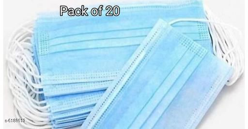 Others Advanced Surgical Mask  *Product Name* Advanced Surgical Mask  *Multipack* 20  *Sizes Available* Free Size *    Catalog Name:  Mask For Anti Pollution CatalogID_944816 C126-SC1576 Code: 474-6188613-