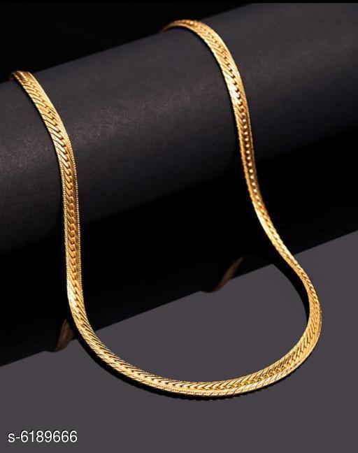 Stylish Men's Golden Chain