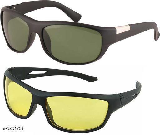 Trendy Unisex Shining Sunglasses