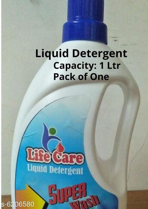 Detergents Life Care Liquid Detergent   *Product Name* Life Care Liquid Detergent 
