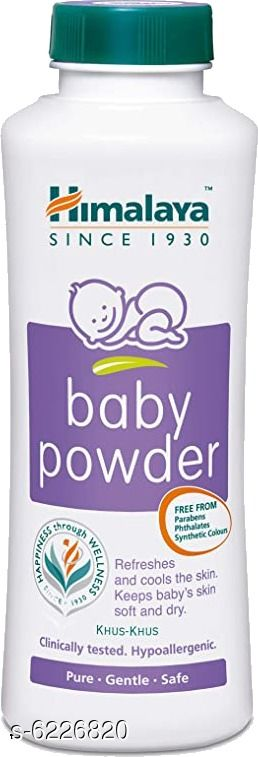 Baby Personal Care HIMALAYA BABY POWDER HIMALAYA BABY POWDER  *Sizes Available* Free Size *    Catalog Name: HIMALAYA BABY POWDER CatalogID_974461 C51-SC1664 Code: 712-6226820-