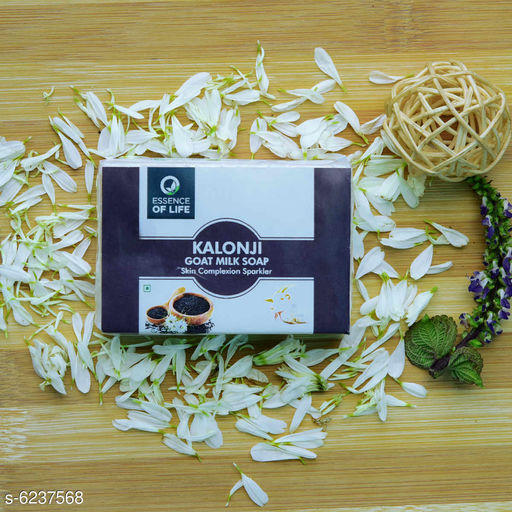 Bath & Shower Kalonji Soap  *Product Name* Kalonji Soap  *Multipack* 1  *Sizes Available* Free Size *    Catalog Name:  Superior Absolute Relax Bath Soaps CatalogID_984624 C52-SC1302 Code: 562-6237568-