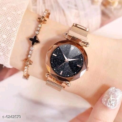 Attrcative Analogue Women's Watches