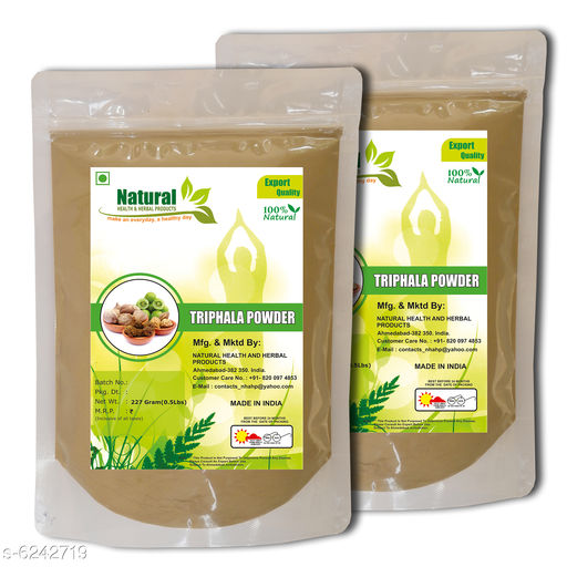 Natural Health And Herbal Products
