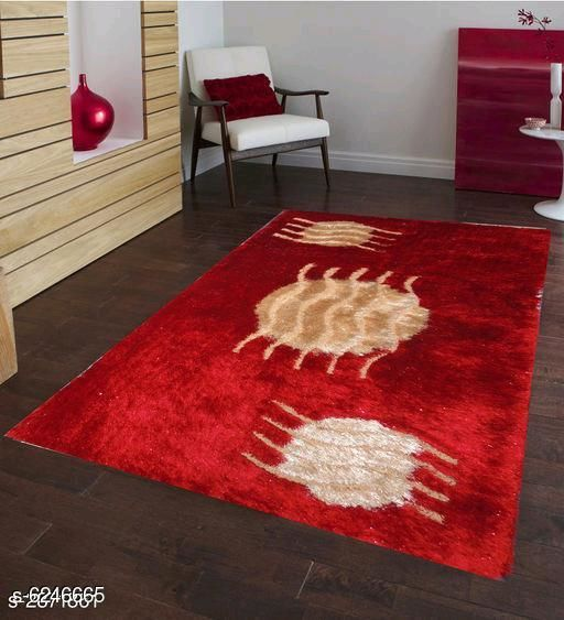 Heavy Weight Carpets Elite Attractive Shaggy living room Carpets  *Material* Polyester  *Multipack* 1  *Sizes* (L X W)  *Sizes Available* Free Size *    Catalog Name: Free Mask Classic Versatile Doormats CatalogID_987142 C55-SC1722 Code: 9021-6246665-