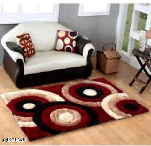 Heavy Weight Carpets Elite Attractive Shaggy living room Carpets  *Material* Polyester  *Multipack* 1  *Sizes* (L X W)  *Sizes Available* Free Size *    Catalog Name: Free Mask Classic Versatile Doormats CatalogID_987142 C55-SC1722 Code: 9021-6246670-