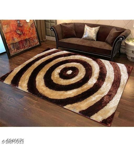 Heavy Weight Carpets Elite Attractive Shaggy living room Carpets  *Material* Polyester  *Multipack* 1  *Sizes* (L X W)  *Sizes Available* Free Size *    Catalog Name: Free Mask Classic Versatile Doormats CatalogID_987142 C55-SC1722 Code: 9021-6246671-
