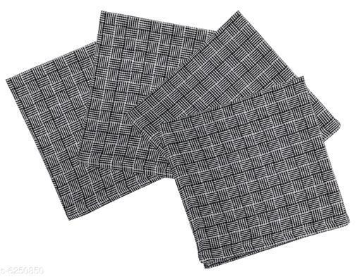 Kitchen Towels Usefull Cotton Kicthen Napkins   *Material* Cotton  *Pack* Multipack  *Sizes Available* Free Size *    Catalog Name: Latest Kitchen Napkins CatalogID_988182 C89-SC1785 Code: 452-6250850-