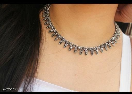 Stylish Women's Necklace And Chains
