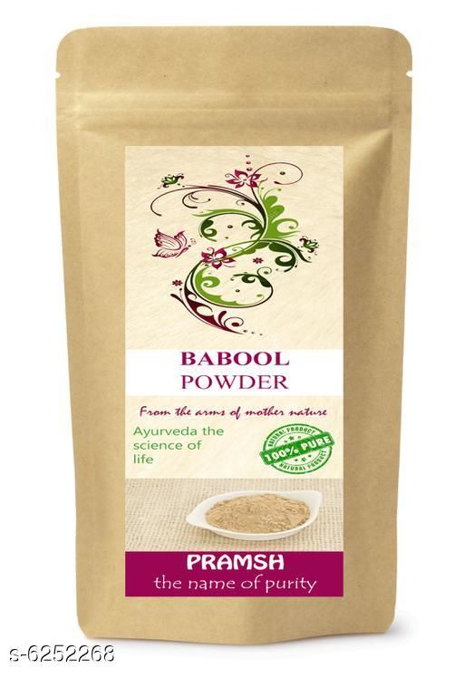 Oral Care Babool Toothpowder  *Product* Babool Toothpowder  *Weight* 100 g  *Pack* Pack of 1  *Sizes Available* Free Size *    Catalog Name: Babool Toothpowder CatalogID_988542 C82-SC1307 Code: 543-6252268-