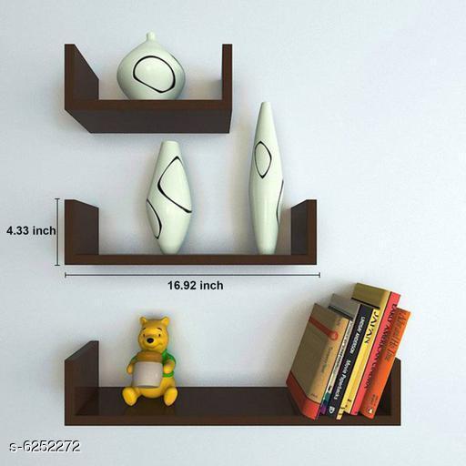 Classy Trendy Wall Shelves