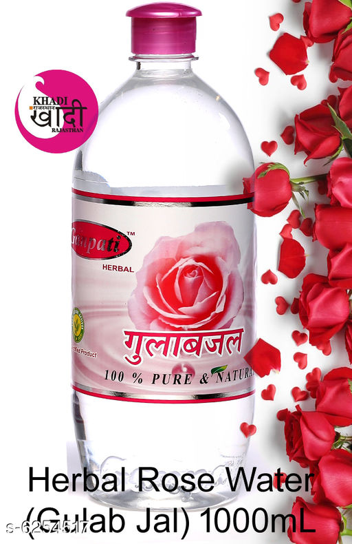 Pure Rose Water (Gulab Jal)