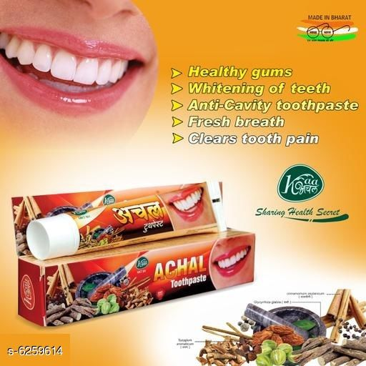 Complete Dental Care Herbal Toothpaste