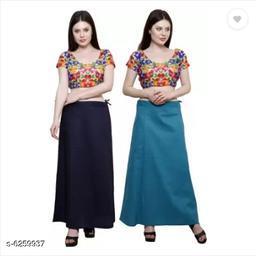 Trendy Cotton Women's Petticoat Combo