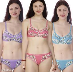 Women's Padded Push-Up bra