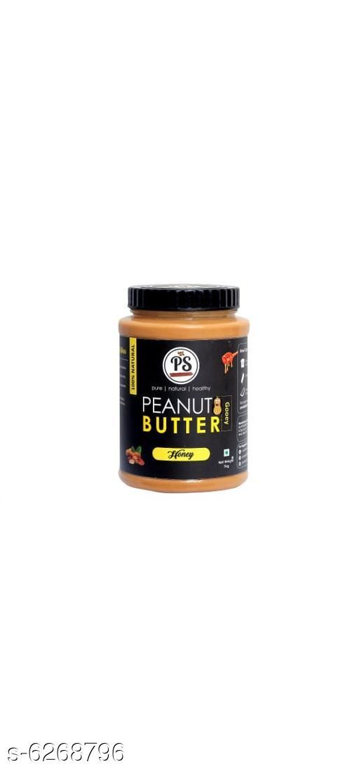 Sauces & Pickles PEANUT BUTTER   *Product Name* PEANUT BUTTER  *Weight* 1 kg  *Pack* Pack of 1  *Sizes Available* Free Size *    Catalog Name: Peanut Butter CatalogID_993155 C89-SC1742 Code: 584-6268796-