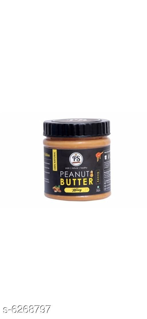 Sauces & Pickles PEANUT BUTTER   *Product Name* PEANUT BUTTER  *Weight* 300 g  *Pack* Pack of 1  *Sizes Available* Free Size *    Catalog Name: Peanut Butter CatalogID_993155 C89-SC1742 Code: 643-6268797-