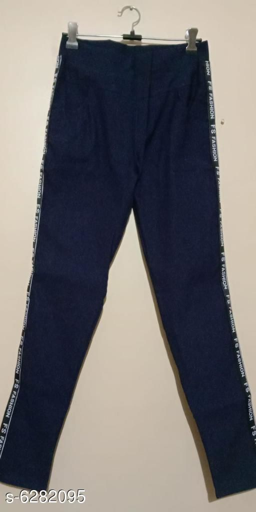Lounge Pants New Trendy  Lam Lam Lounge Pants  *Fabric* Lam Lam  *Pattern* Solid  *Multipack* 1  *Sizes*   *34 (Waist Size* 34 in, Length Size  *36 (Waist Size* 36 in, Length Size  *28 (Waist Size* 28 in, Length Size  *30 (Waist Size* 30 in, Length Size  *32 (Waist Size* 32 in, Length Size  *Description* It Has 1 Pieces Of Women Lounge Pants  *Sizes Available* 28, 30, 32, 34, 36 *   Catalog Rating: ★3.9 (17)  Catalog Name: Stylus Women Jegging / Pant CatalogID_996851 C76-SC1052 Code: 903-6282095-