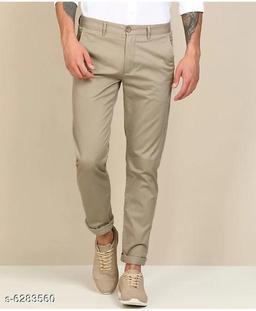 Marvellous Cotton Men's Trousers