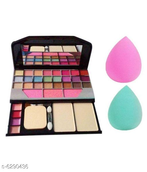 Others RTB 2 Beauty Blender With 6155 61905044 Pressed Powder  *Product Name* RTB 2 Beauty Blender Pressed Powder Colours  *Type* Powder  *Multipack* 3  *Capacity* 100 gm  *Sizes Available* Free Size *    Catalog Name:  Advanced Ultra Pressed Powder Colours  CatalogID_998817 C52-SC1253 Code: 563-6290436-