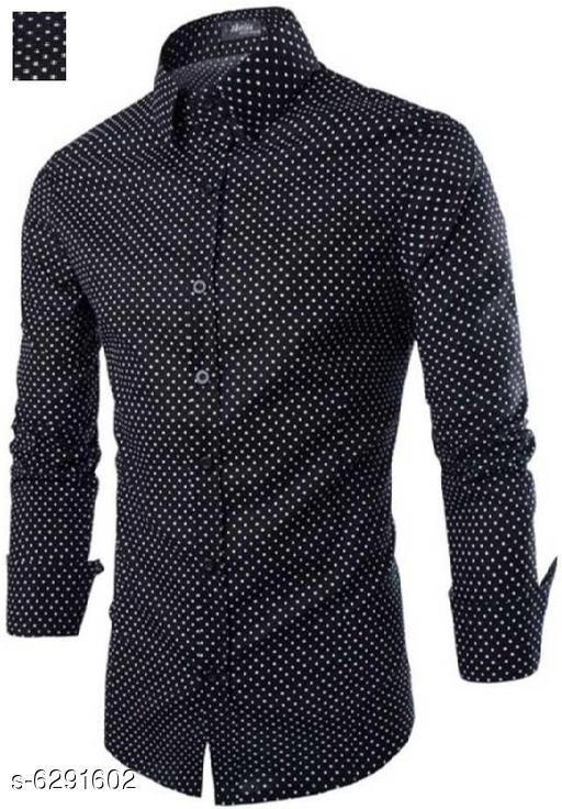 Pretty Fashionista Men Shirt