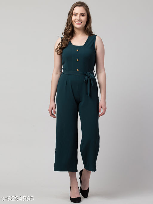 Trendy Graceful Dungaree Jumpsuits